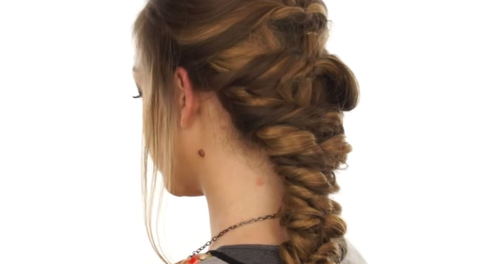 Efekty doczepianych włosów